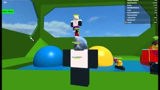 Roblox The Pod Games [Episode 1] MY SQUARE!