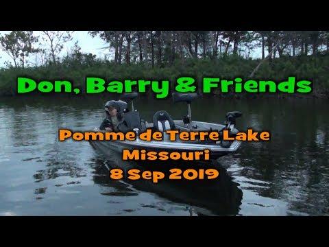 Don, Barry & Friends At Pomme De Terre Lake