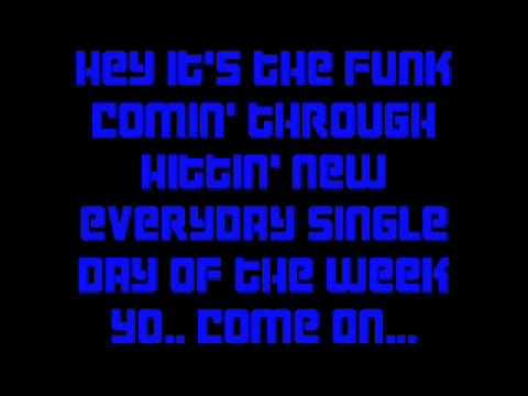 Funky Radio (Lyrics)
