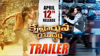 Telugutimes.net Krishnarjuna Yuddham Trailer