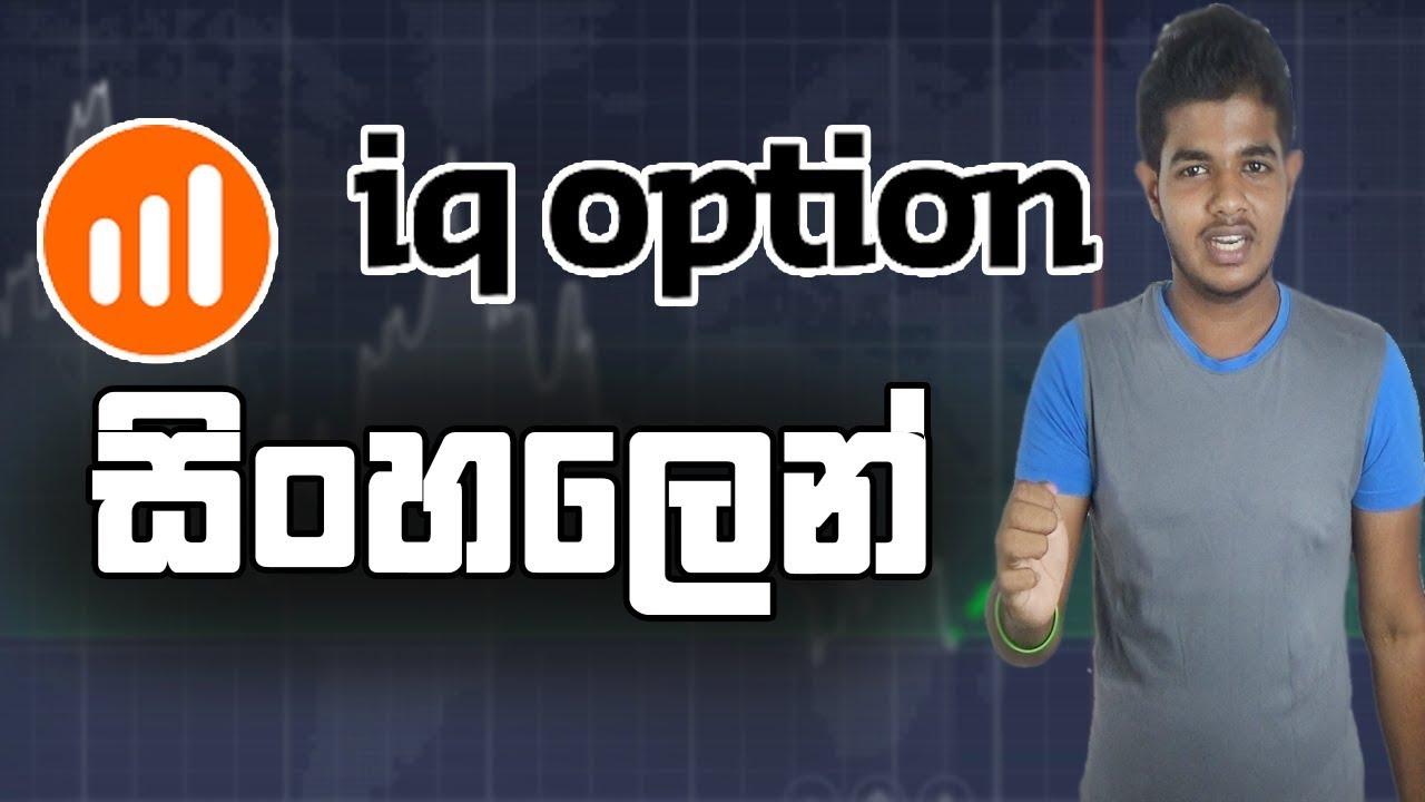 Binary options sinhalen