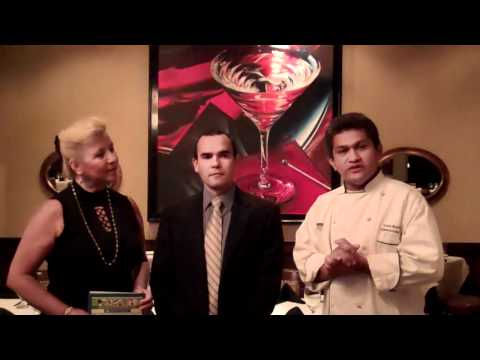 Pampas Steakhouse - Johns Creek, GA interviewed by Dagmar Sands