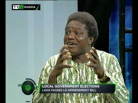 StandPoint January 18th | Local Government Administration in Lagos | TVC News Nigeria