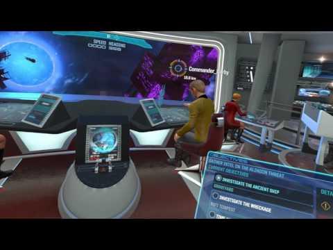 Star Trek: Bridge Crew gameplay