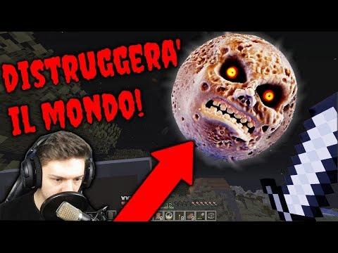 IL MONDO FINIRA' TRA 3 GIORNI! (LUNAR SEED) - Minecraft ITA
