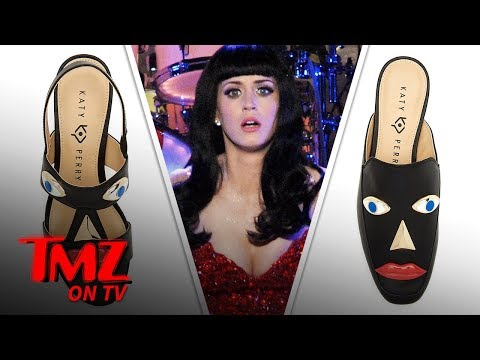 Katy Perry 'Blackface' Shoes Officially Pulled from Shelves | TMZ TV Mp3