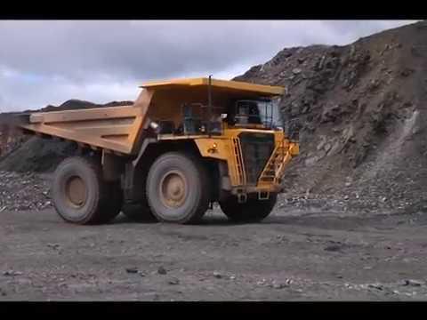 Автопарк КС ГОК в ЕАО пополнили 90-тонные самосвалы(РИА Биробиджан)