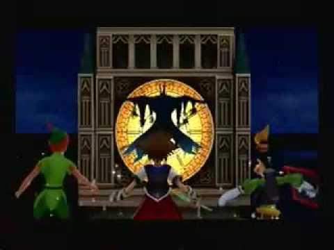 Kingdom Hearts Return To Neverland Youtube