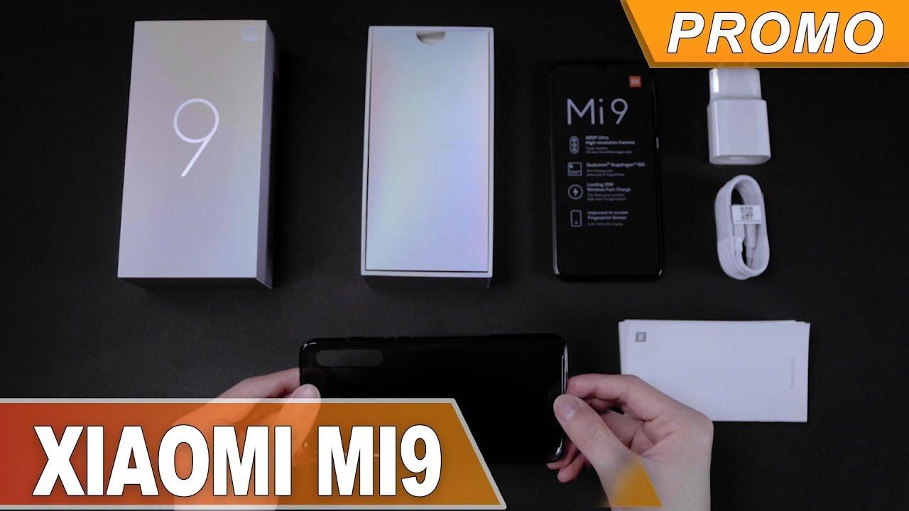 Xiaomi Mi9 Mi 9 Global Version 6 39 inch 48MP Triple Rear Camera NFC 6GB  128GB Snapdragon 855 Octa core 4G Smartphone