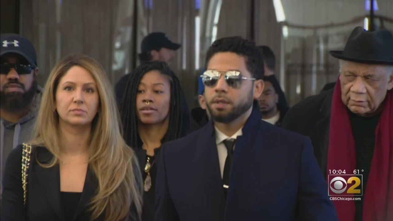 Jussie Smollett 911 Calls On Night Of Alleged Attack: 'They Put Noose Around His Neck ... That&