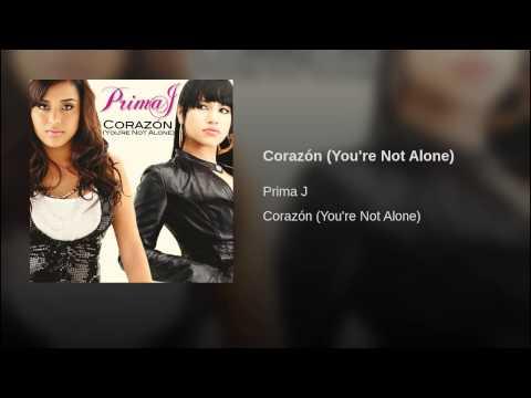 Corazón (You're Not Alone)