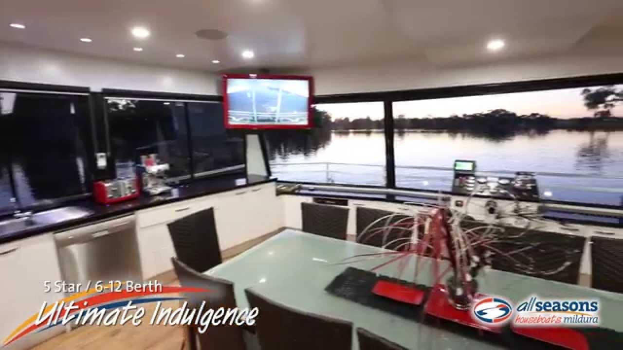 Ultimate Indulgence Houseboat All Seasons Houseboats  : maxresdefault from www.youtube.com size 1280 x 720 jpeg 78kB