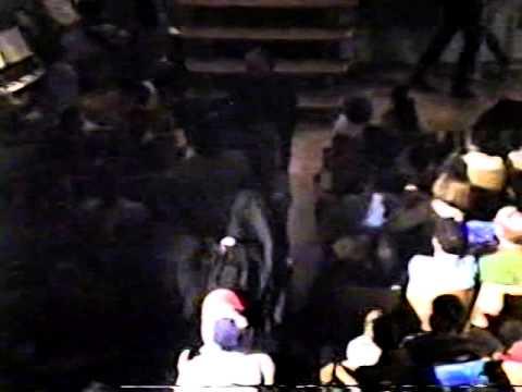 """Washington School Show 1994 Westfield General Hospital """"great balls of fire"""" finale"""