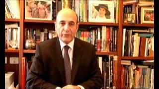 Shaul Mofaz 30YA Greeting