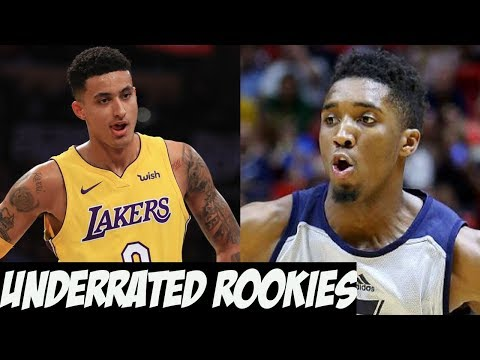 The Underrated NBA Rookies of 2017