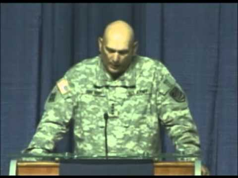 JWC 2011 Luncheon Address, GEN Raymond T. Odierno, USA Commander, U.S. Joint Forces Command