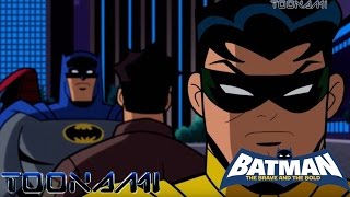 Batman: The Brave and the Bold - Color Of Revenge