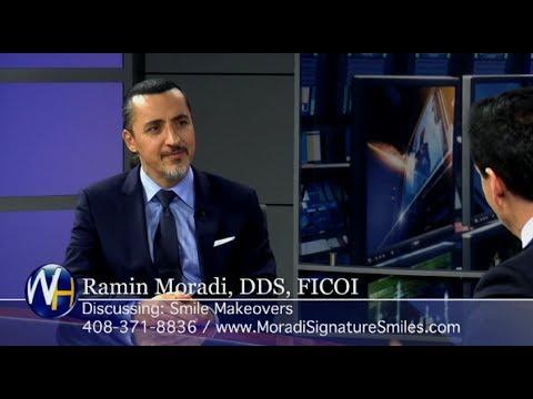 Smile Makeovers with San Jose, CA dentist Ramin Moradi, DDS