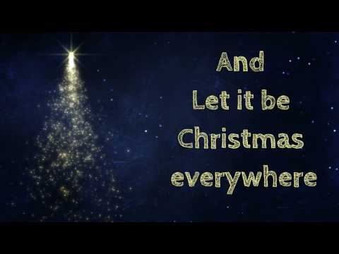 Let It Be Christmas [Lyrics HD] - Alan Jackson