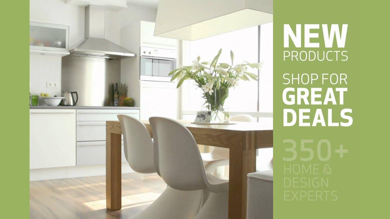 Calgary Home + Design Show 2012 - YouTube