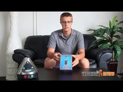Volcano Crafty Vaporizer Review