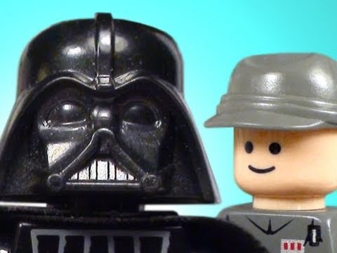 Lego Star Wars - Darth Vader's Birthday