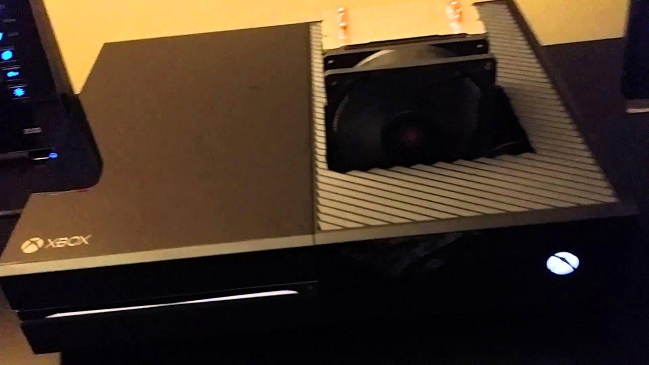 Xbox one tx3 fan gpu cpu cooling youtube ccuart Gallery