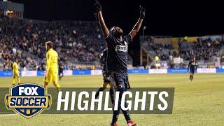 Philadelphia Union vs. Columbus Crew SC | 2019 MLS Highlights