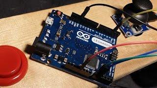 Use the Arduino Leonardo as a Mouse with an Analog Joystick module - Tutorial
