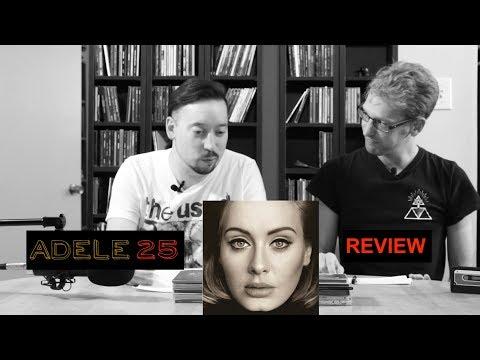 Album Reviews - Adele, 25 (Sound Culture EP 21)