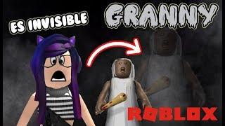 Granny es Invisible en Roblox | Kori