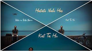 Roke Na Ruke Naina Song Sad Whatsapp status By || YASH. EDITS ||