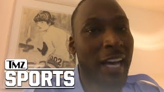 Kwame Brown Warns NBA Draft Picks, Beware the Gold Diggers! | TMZ Sports