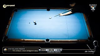 #9 - Bryce AVILA vs Jason WILLIAMS / 7th Annual, Cole Dickson 9-Ball Memorial Tournament