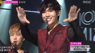 MBLAQ - Smoky Girl, 엠블랙 - 스모키걸, Music Core 20130622