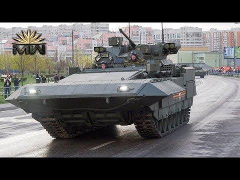 T-15 Armata ⚔️ Russian Heavy IFV [Review]