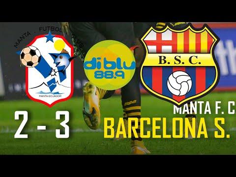 Manta 2 Barcelona 3 RELATO RADIO DIBLU 88.9 (Audio EMOCIONANTE)