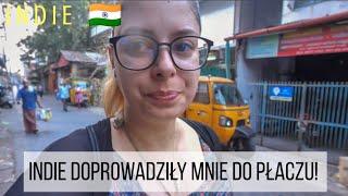 🇮🇳 INDIE doprowadziły mnie do PŁACZU ...PIERWSZE WRAŻENIA! [eng subs] | Agnieszka_MP Vlog