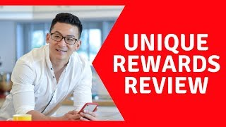 Unique Rewards Review - Can You Earn From This Site Or Not??