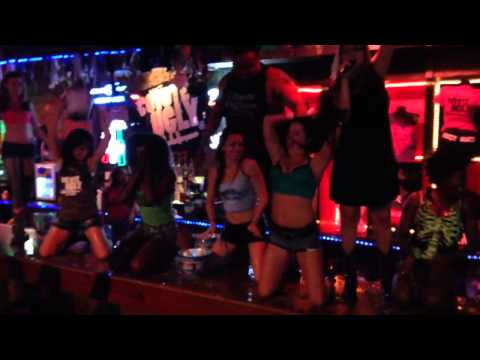 Coyote Ugly Nashville Ice Bucket Challenge for ALS