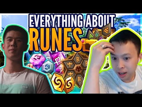 MUST Watch Before FRR - EVERYTHING You Need To Know About Runes! Ft. Makeitabud - Summoners War