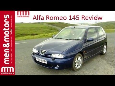 1999 Alfa Romeo 145 Review