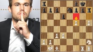 vuclip Quiet The Haters! | Carlsen vs Caruana | Sinquefield Cup (2018)