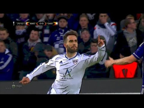 Qarabag FK ● Top 10 Goals ● Europa League ● Reynaldo Quintana Zoubir ....