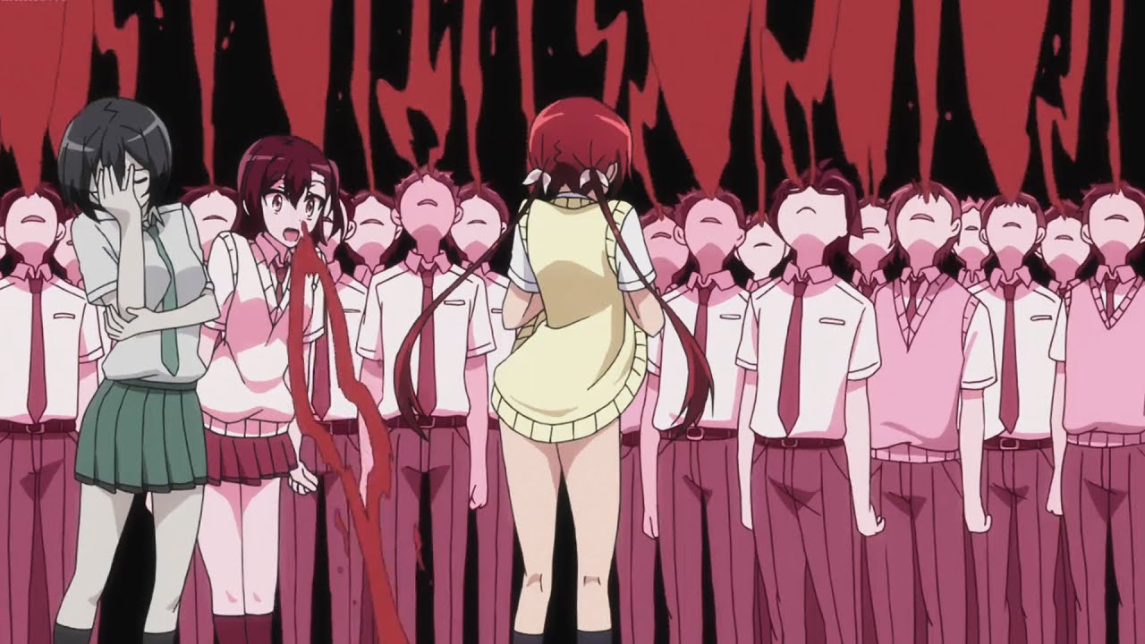 Funniest Nosebleeds in Anime  Hilarious Moments