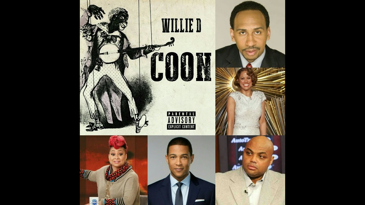 Coon - Willie D (Lyrics) Dissing Charles Barkley, Stacey Dash & Other Coons