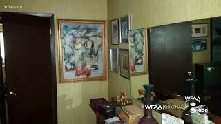 Stolen de Kooning painting worth $165M found behind a bedroom door