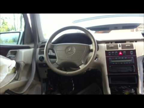 Airbag test / demonstration