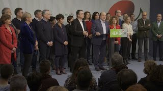 PNV pide garantizar el sistema democrático tras el ascenso de Vox