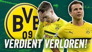 Warum Borussia Dortmund die Meisterschaft nicht verdient hat.